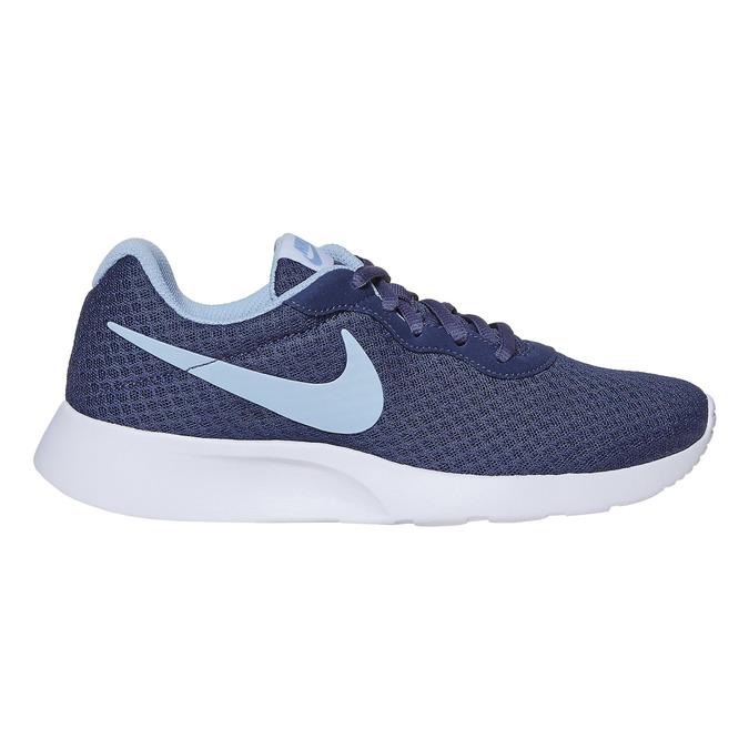 Sportliche Damen-Sneakers nike, Blau, 509-9257 - 15