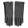 Damenhandschuhe mit Schleifchen bata, Schwarz, 909-6615 - 26