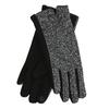 Damenhandschuhe mit Schleifchen bata, Schwarz, 909-6615 - 13