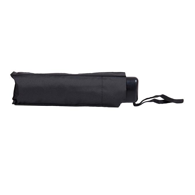 Schwarzer Taschen-Regenschirm, Schwarz, 909-6659 - 16