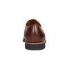 Herrenhalbschuhe aus Leder im Brogue-Stil conhpol, Braun, 826-3921 - 16
