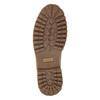 Stiefeletten aus Leder weinbrenner, Gelb, 896-8669 - 17