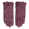 Damenhandschuhe aus Leder, Violett, 904-0109 - 26