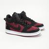 Knöchelhohe Kinder-Sneakers nike, Rot, 401-5405 - 26