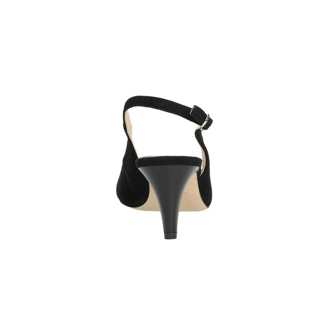 Elegante Pumps bata, Schwarz, 623-6604 - 15