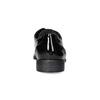 Damenhalbschuhe aus Lackleder bata, Schwarz, 521-6608 - 15