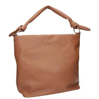 Braune Hobo-Damenhandtasche bata, Braun, 961-3843 - 13