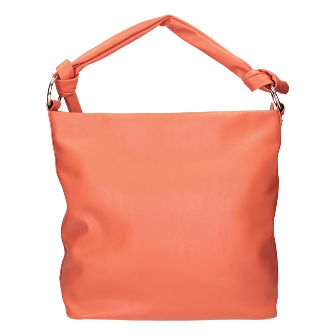 Damenhandtasche im Hobo-Stil bata, Rot, 961-5843 - 16
