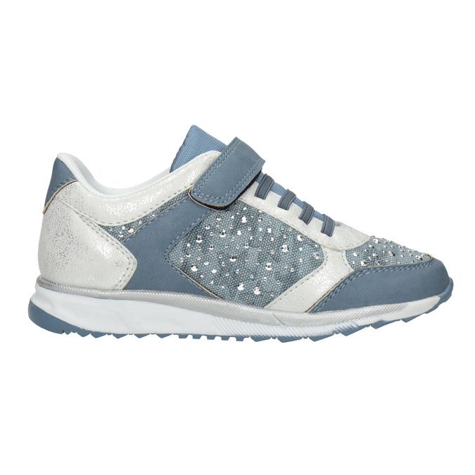 Kinder-Sneakers mit Steinchen mini-b, 329-9348 - 26