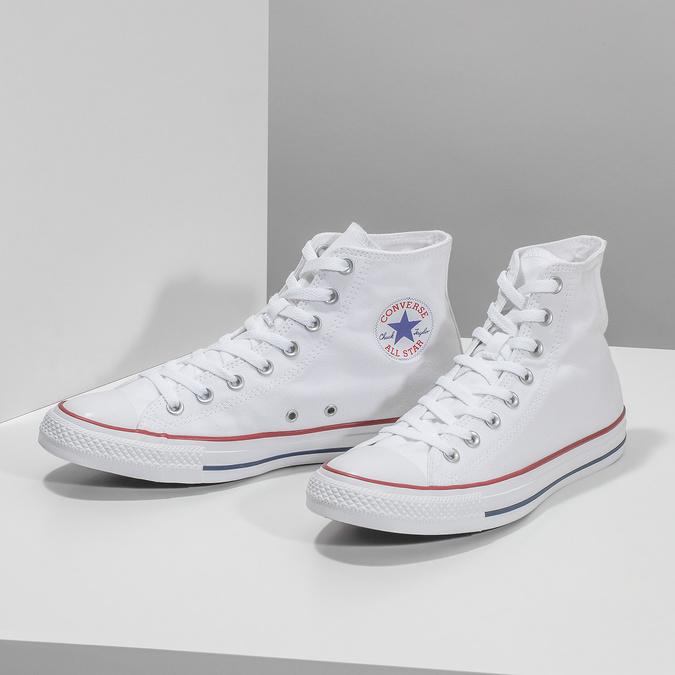 Knöchel-Sneakers converse, Weiss, 889-1278 - 16