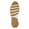 Herren-Knöchelschuhe aus Leder bata, Braun, 846-3645 - 18